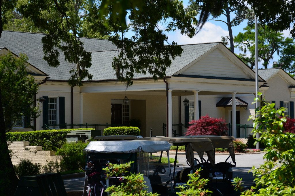 New Bern Country Club Entrance