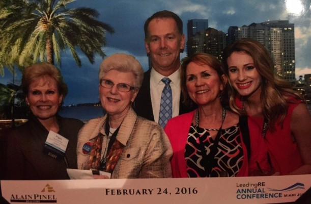 Neuse Realty at LeadingRE Conference 2016