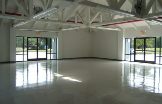 The Broad Creek Recreation Center Activity Room
