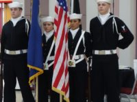 US Military Color Guard with Neuse Realty of New Bern, NC